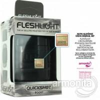 Fleshlight Quickshot Kompakt Mastürbatör