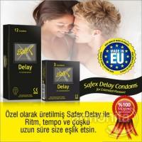 Safex Condom 3 Paket Özel Fiyat