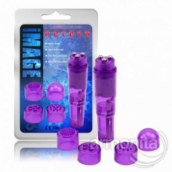 Klitoris Uyarıcı Mini Başlıklı Vibratör Set