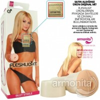 Fleshlight Girls Riley Steele Nipple Alley Mastürbatör