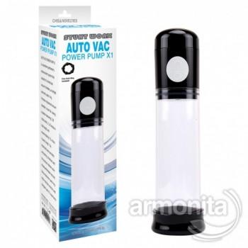 Auto Vac Power Pump X1 Otomatik Vakum Pompa