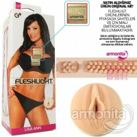 Fleshlight Girls Lisa Ann Barracuda Mastürbatör