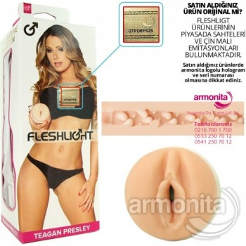 Fleshlight Girls Teagan Presley Primal Mastürbatör