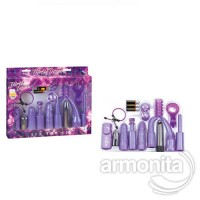 Sex Toy Kit Fantezi Vibratör Penis Set