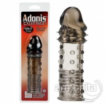 Adonis Uzatmalı Silikon Penis Kılıfı