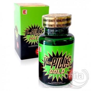 V-Pills Gold Kapsül