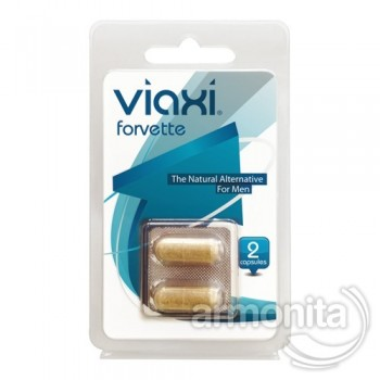 "Viaxi Forvette ""The Natural Alternative Formen"" 2 Kapsül"